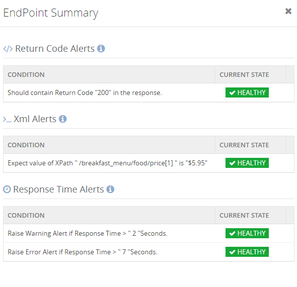 web endpoints real time monitoring in biztalk360
