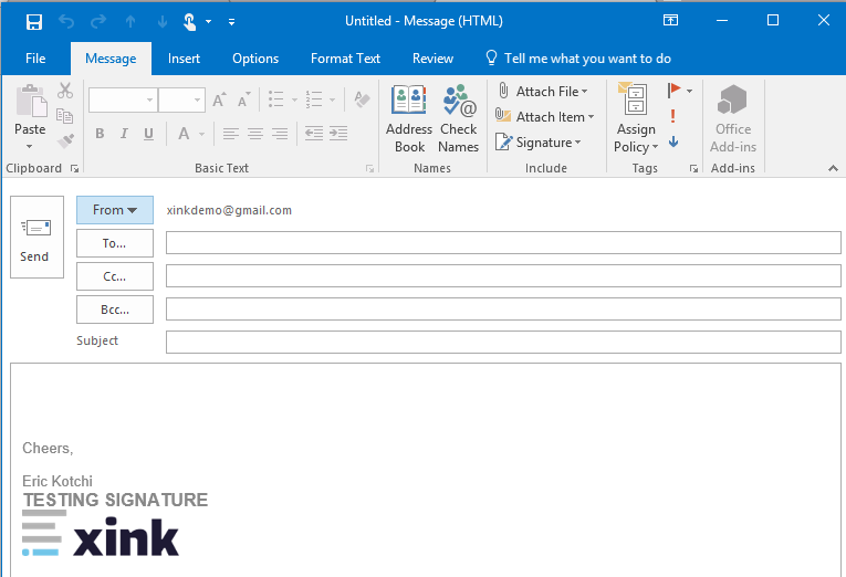 how to add secondary email in outlook