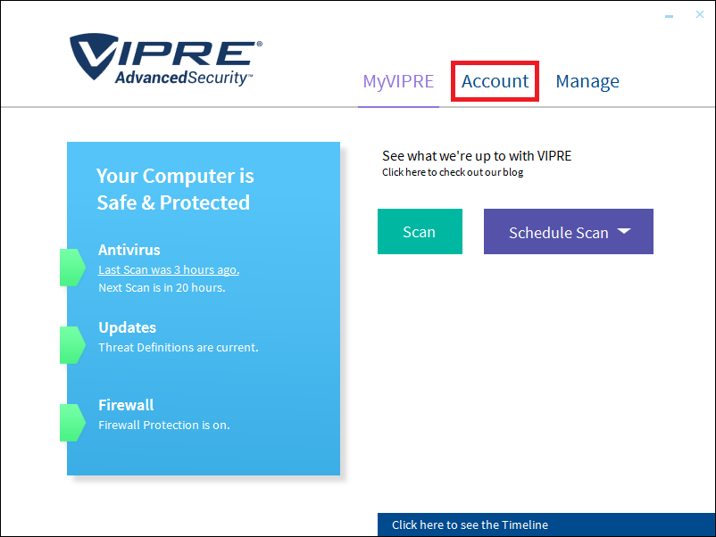 How To Tell If VIPRE Is Installed Correctly And Activated