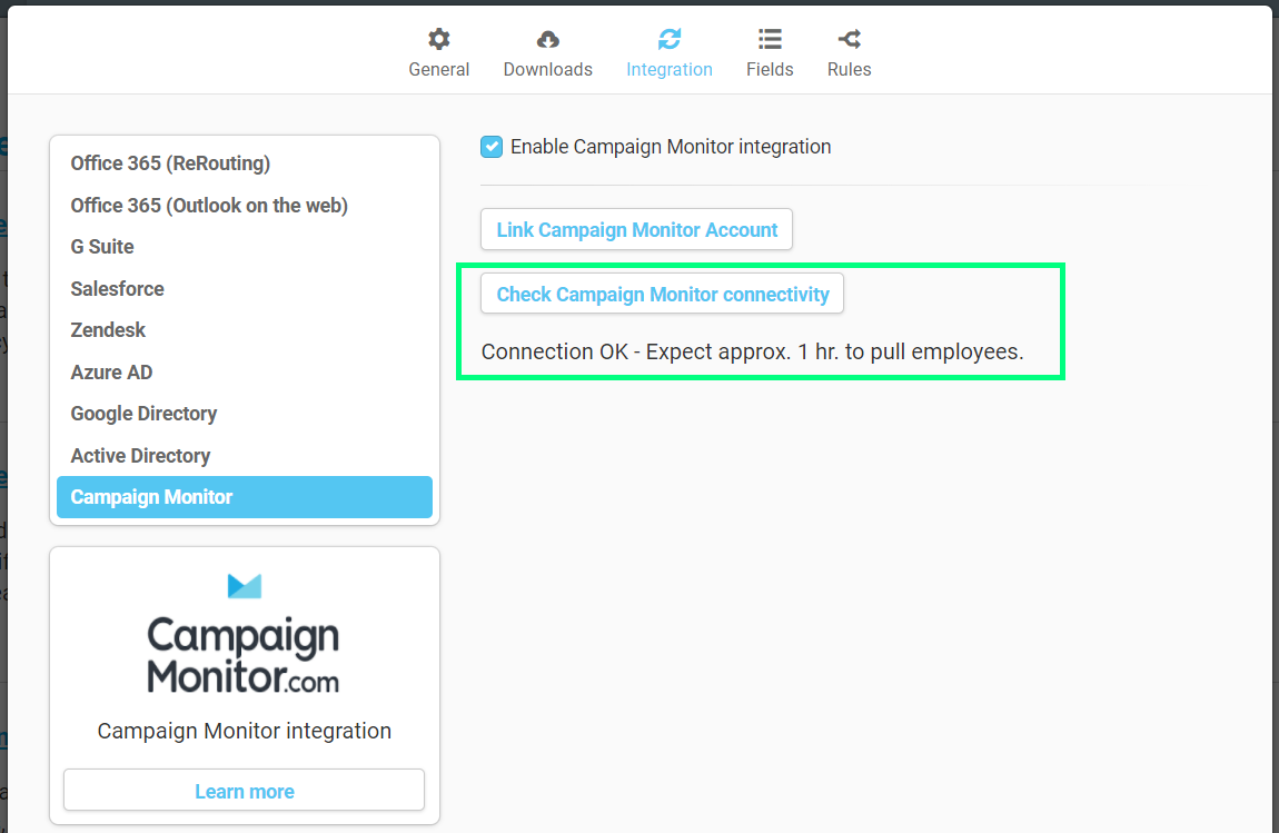 Add email signatures to Campaign Monitor templates : Email Signature ...