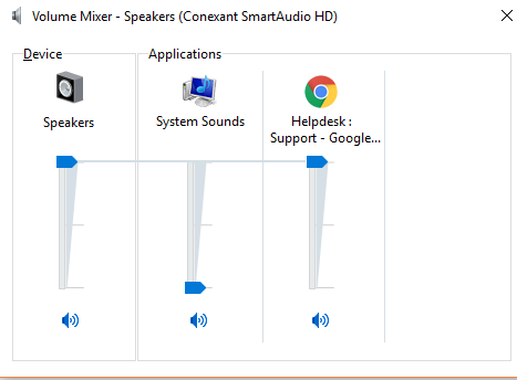 My Microphone is not detected/working : Support