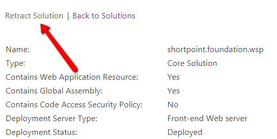 SharePoint 2013 / 2016 - Manually installing ShortPoint farm