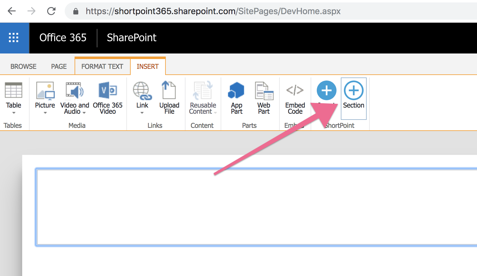 How to Embed Facebook page into SharePoint : Support Center