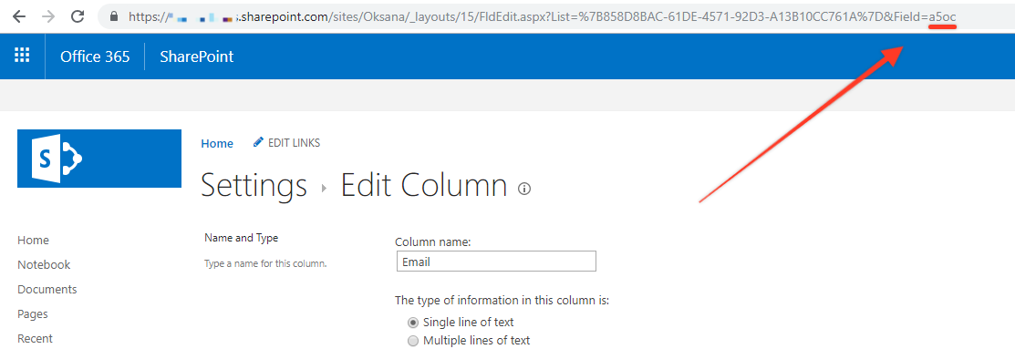 How to generate delve url of SharePoint Online user