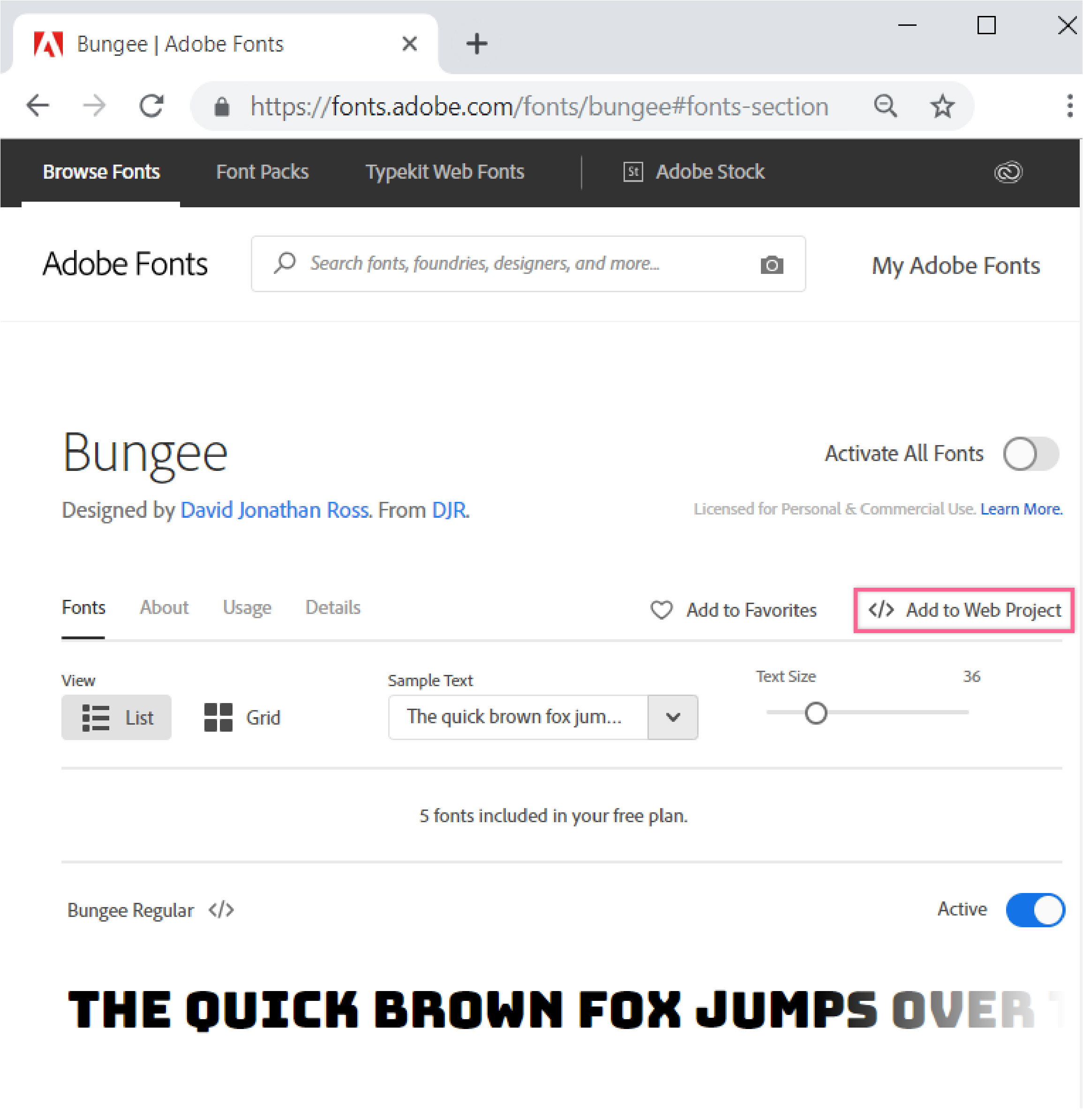 Adding Typekit custom fonts to SharePoint : Support Center