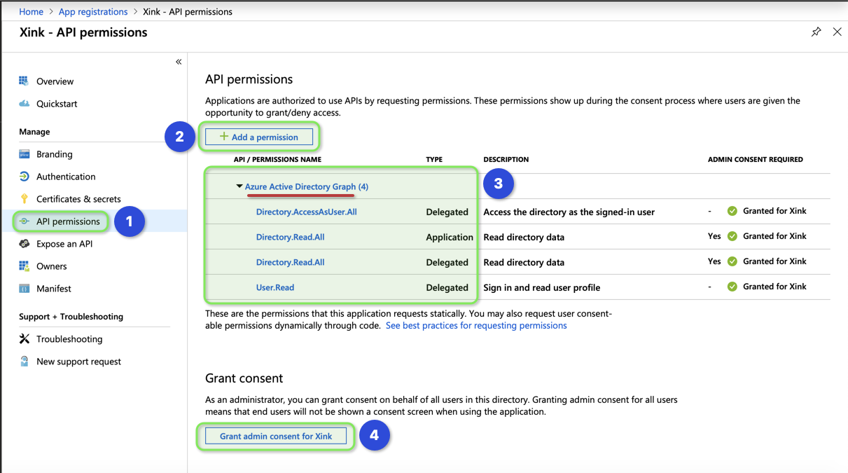 Email signatures - How to import users from Azure AD : EmaiI