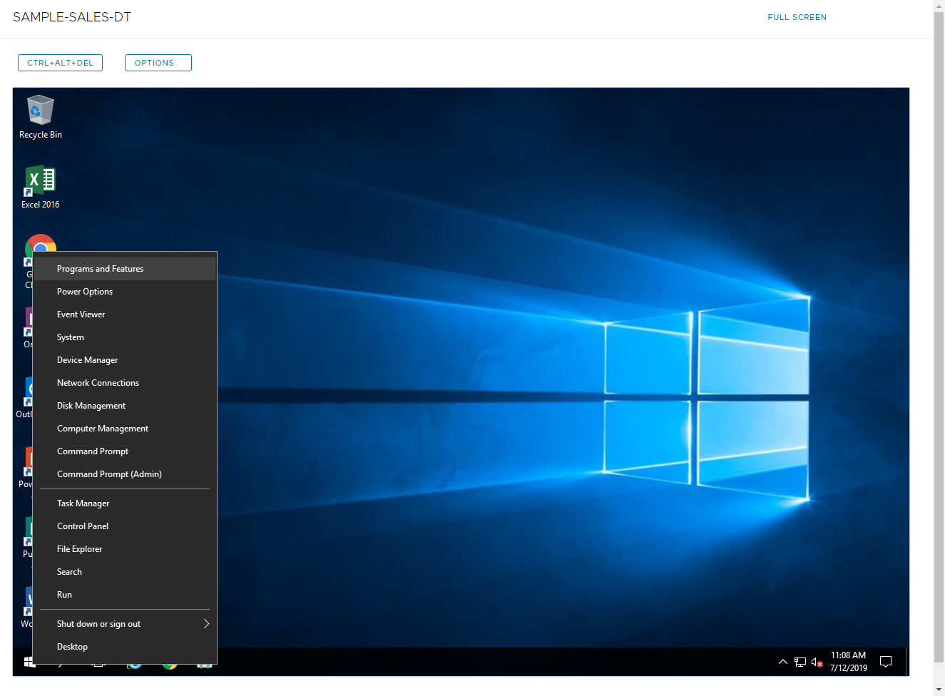CCT-201903042 - Configure Office 365 Shared Computer Activation