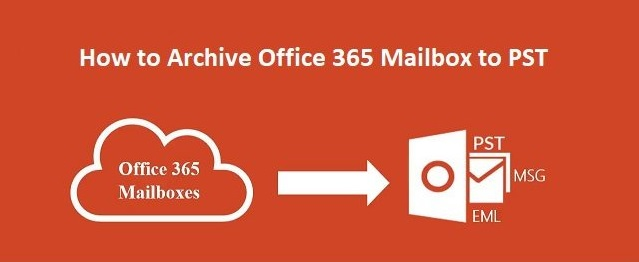 Office 365 to PST Export Tool to Export Office 365 mailbox to PST?