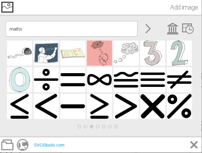 Mathematical Characters Rr 785 Videoscribe