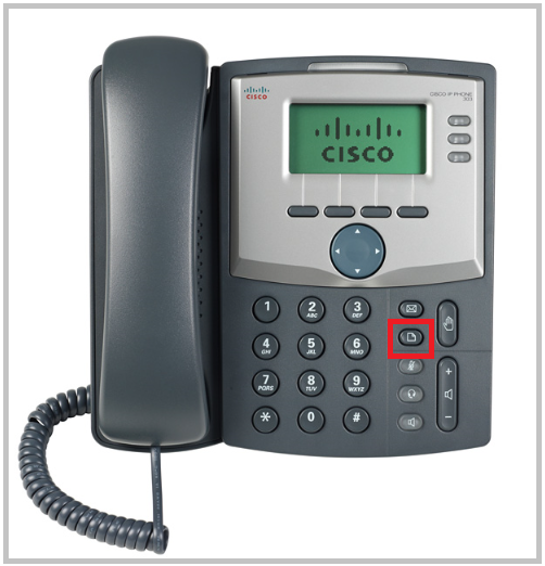 How to set up a VoIP line onto a Cisco desk phone : icomplete