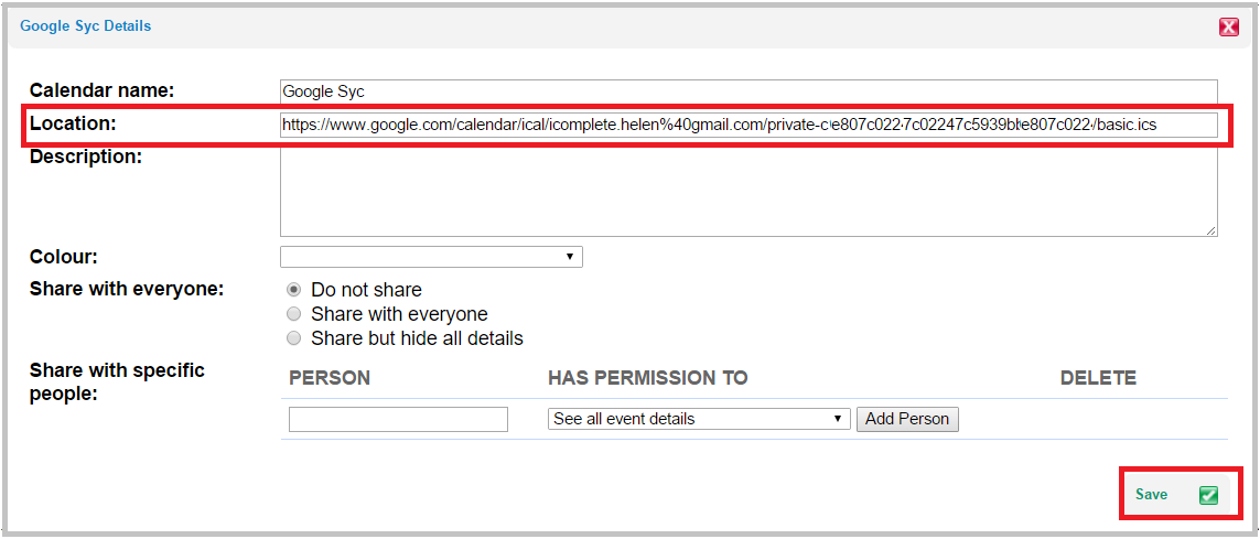 Google Calendar Sync Faqs And Troubleshooting Icomplete