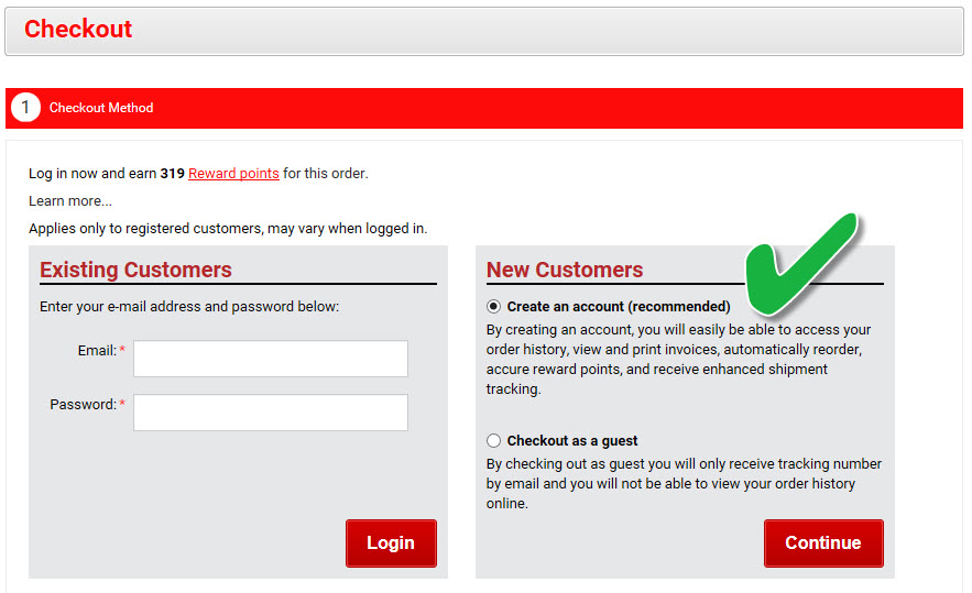 Create an Account at TrucknTow.com