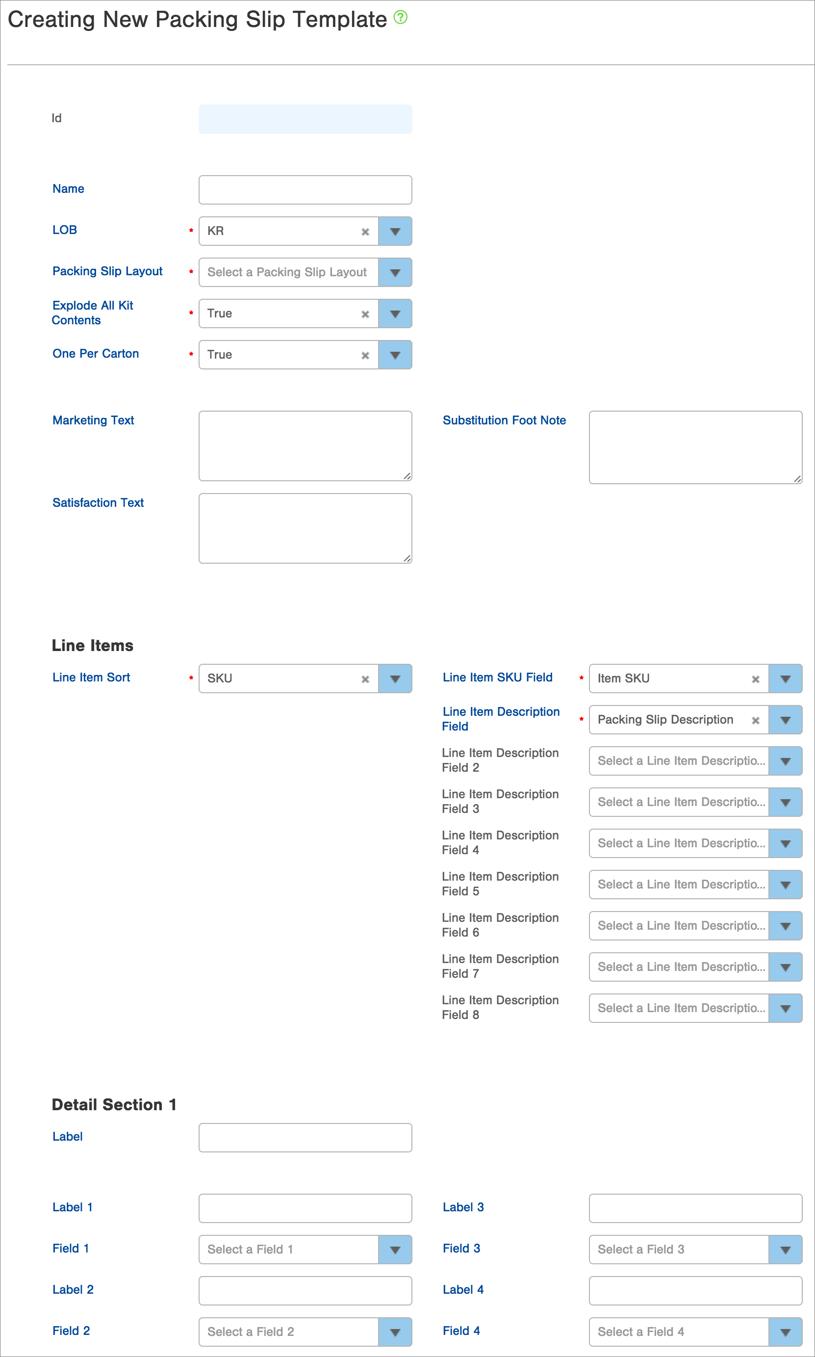 create and preview a packing slip template infoplus support packing slip template window appears 01m%20 %20create%20new%20merged png