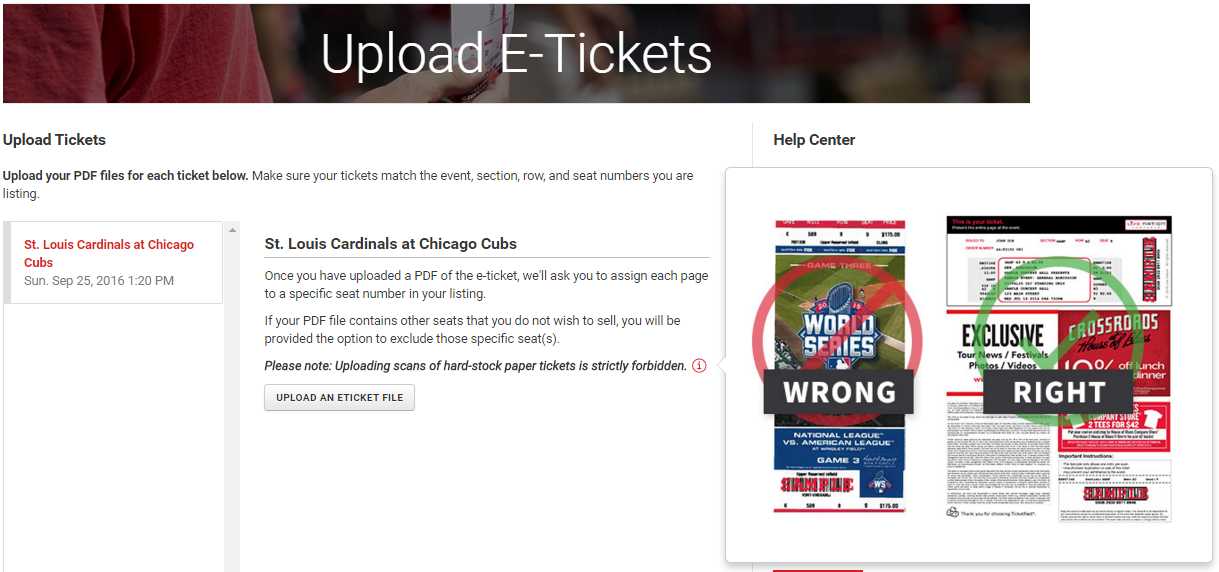 AdWhere Smart Fans Buy Tickets Online. Every Ticket, No Hidden Fees!