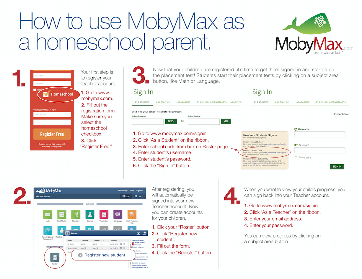 Moby max math log in - For Homeschool Parents