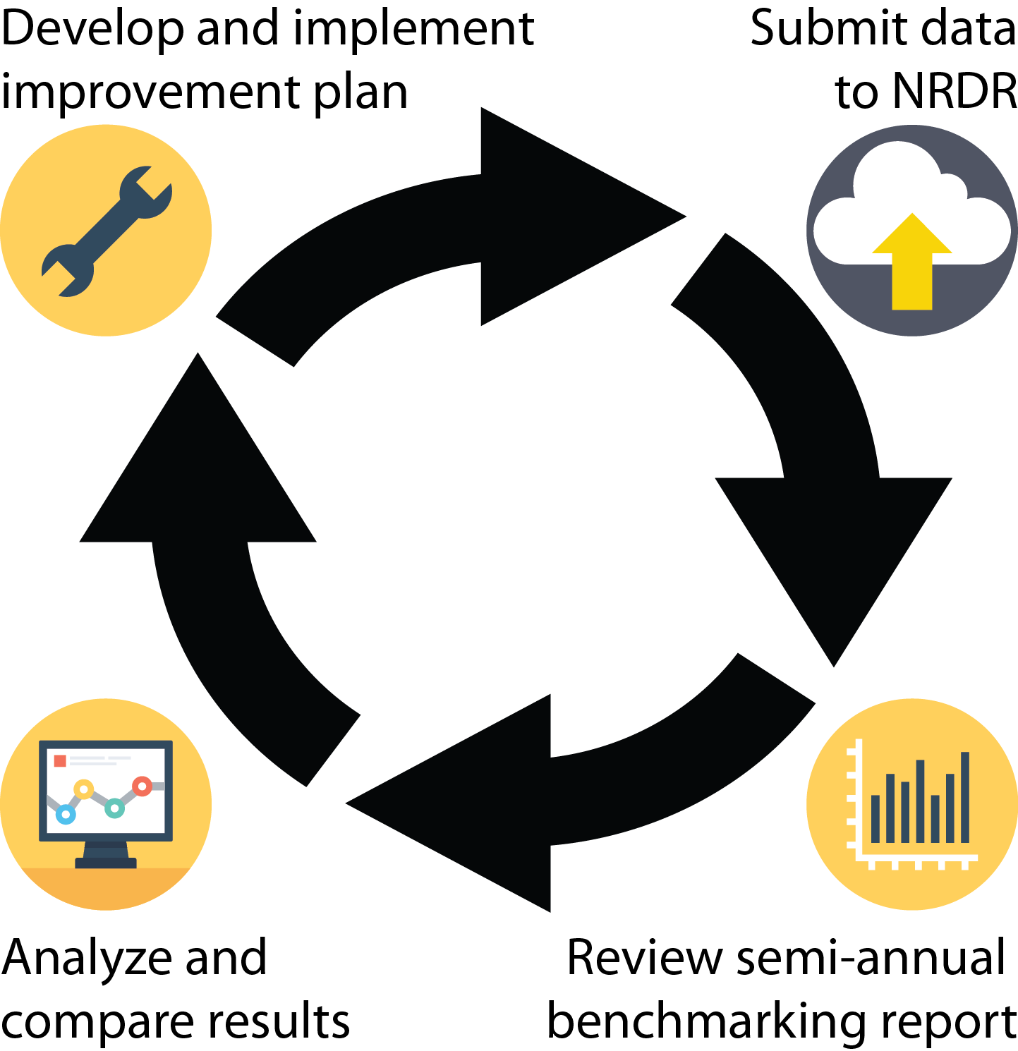 NRDR Quality Feedback Loop