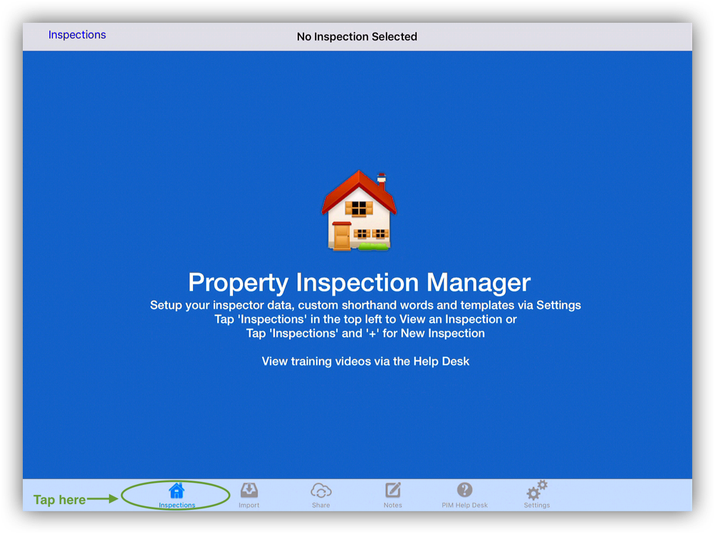 The amusing Top 2 bottom inspections