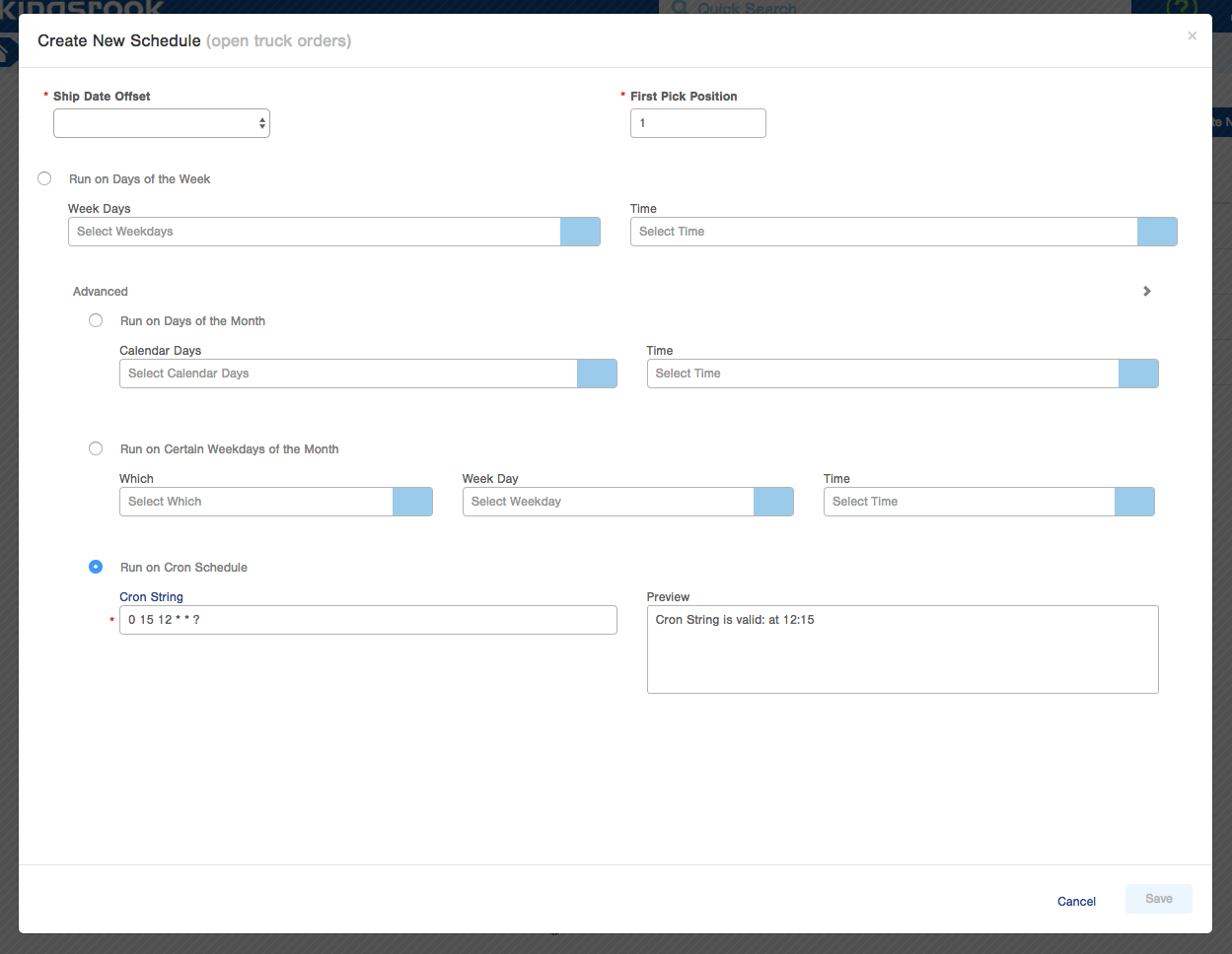 Use Cron Strings to Schedule Subscriptions and Plans