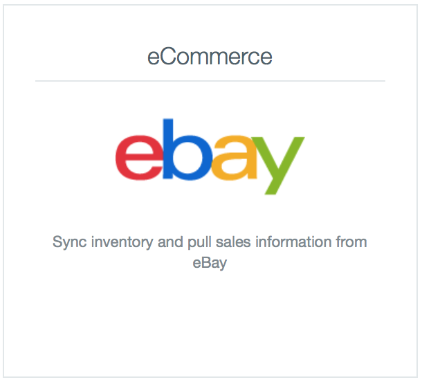 eBay Integration : DEAR Support Team