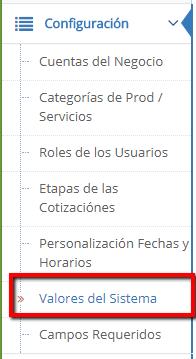 Cmo modificar y agregar valores del sistema qu son los valores aqu podrs ver el listado completo de los valores personalizables del sistema thecheapjerseys Gallery