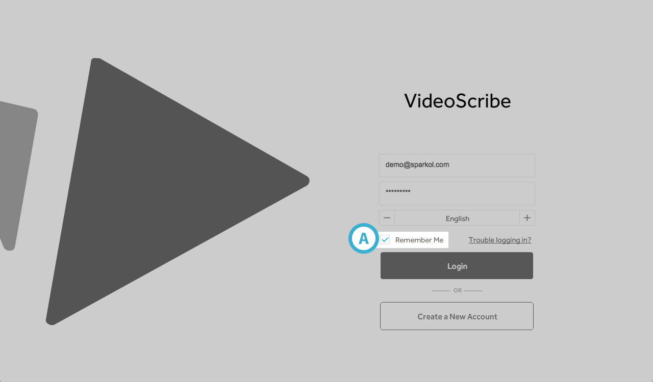 Working Offline : VideoScribe