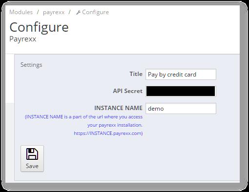 Payrexx Shop Plugin - Prestashop Integration : Customer Support
