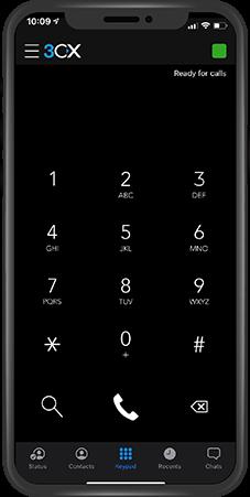 Application 3CX pour iOS