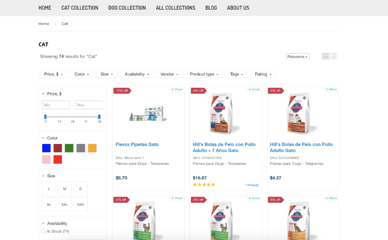 How To Setup Smart Navigation Through Shopify Collections