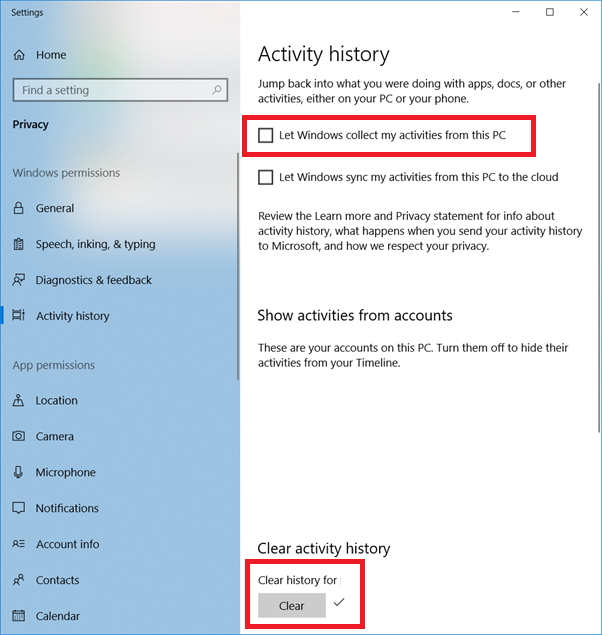 Windows 10 Update 1803 No More Files Issue : Helpdesk