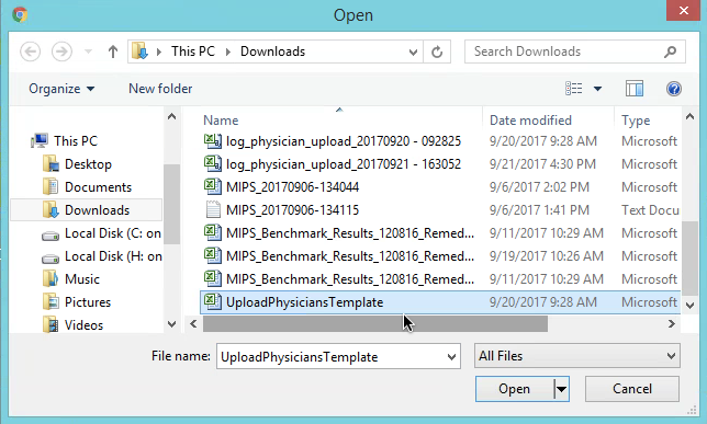 Manage Physicians – Bulk Upload - Choose File 2.png