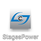 Stages Power App Logo