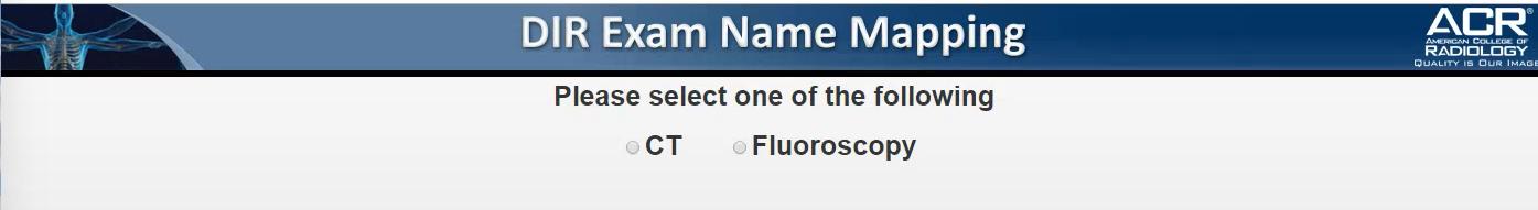DIR ENMT CT Fluoro Prompt