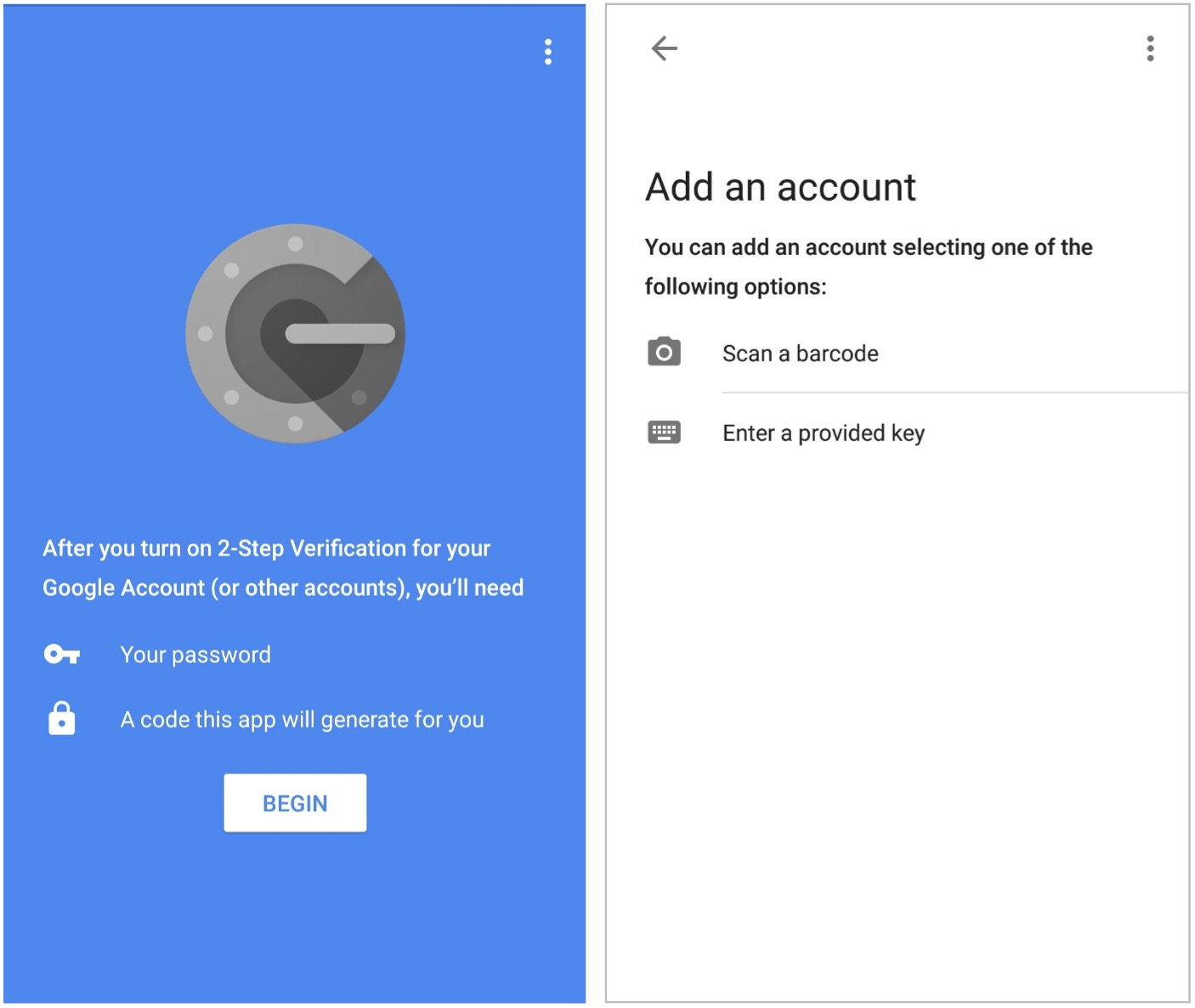 I can't access my authentication app  What can I do? | Luno
