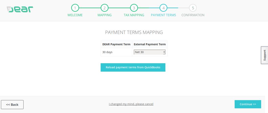 QuickBooks Online Integration - Basics : DEAR Support Team