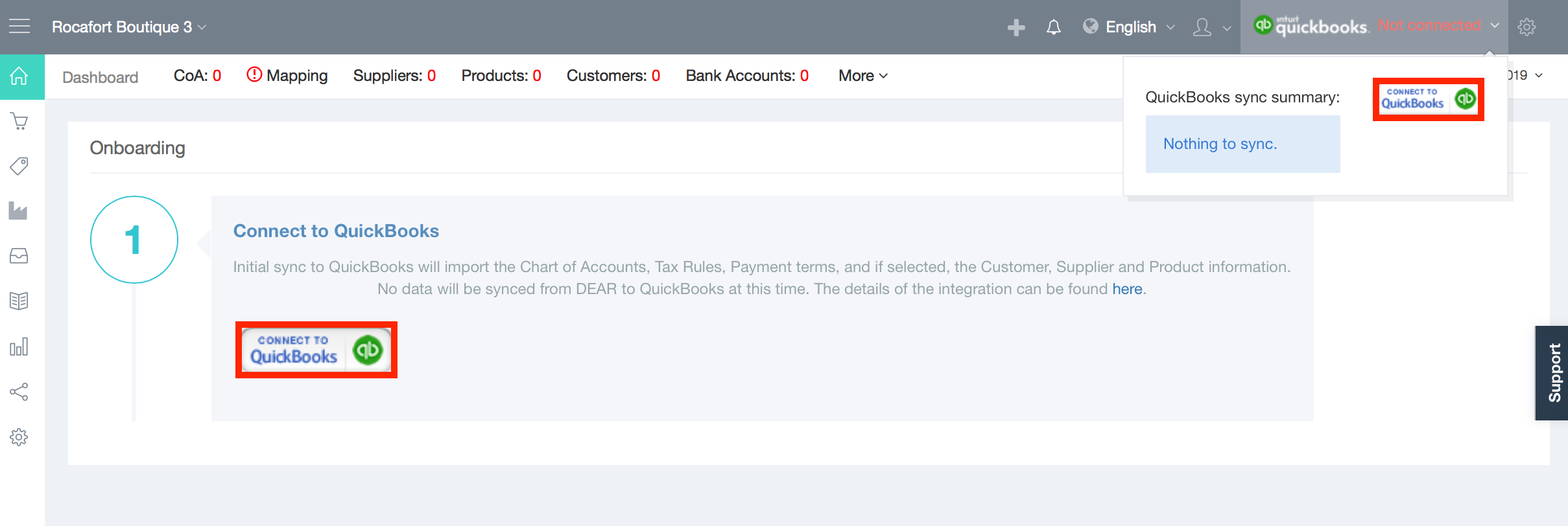 Quickbooks Not Syncing With Bank