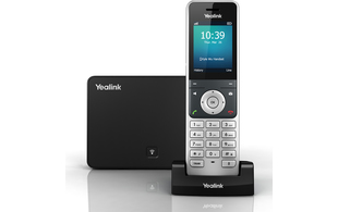 How to register a Yealink cordless Dect phone to a Yealink Base