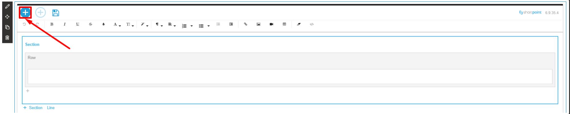 Open ShortPoint Page Builder