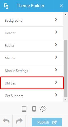 Select Utilities