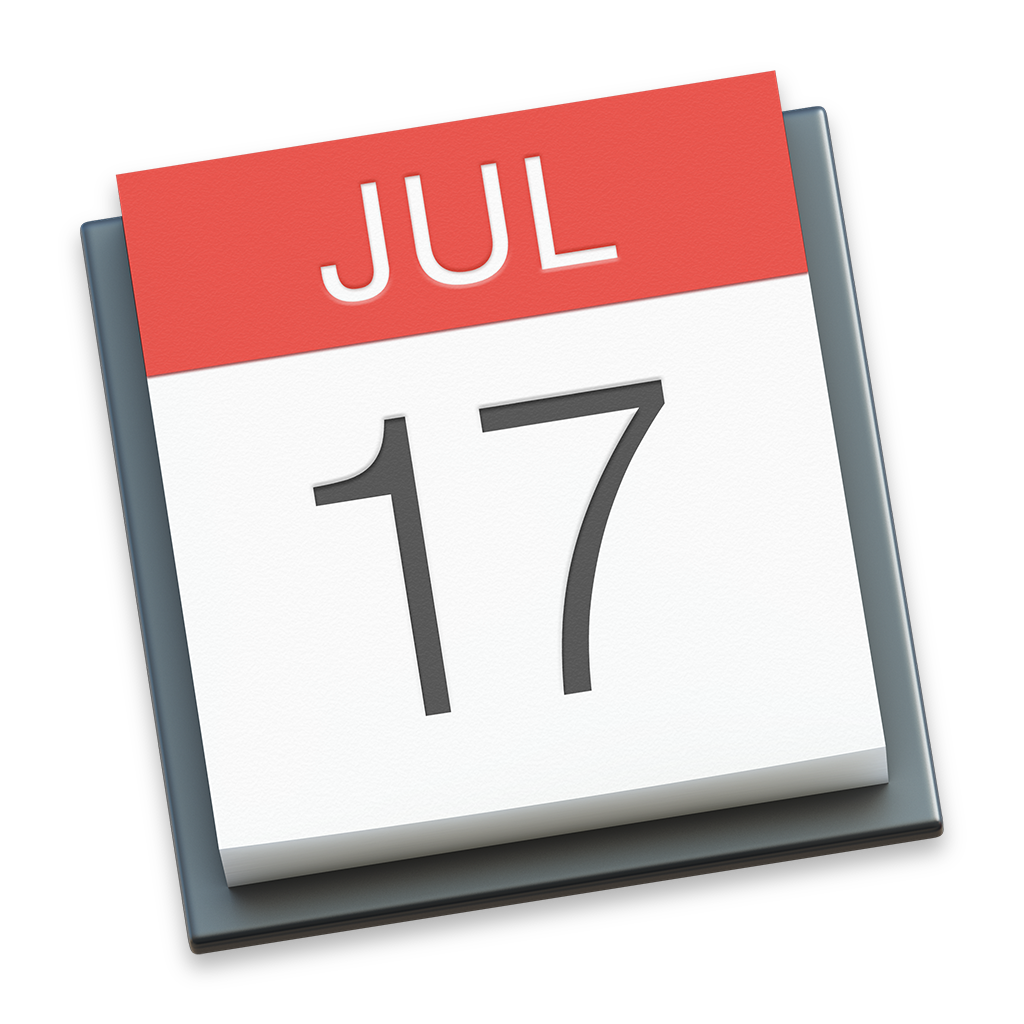 Apple-Kalender