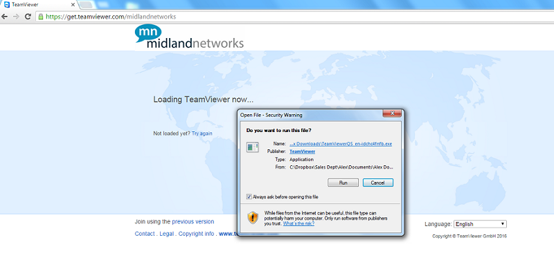 How Do I Use Teamviewer? | Midland Networks : Midland Networks