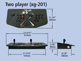What Are The Dimensions Of Your Products Xgaming