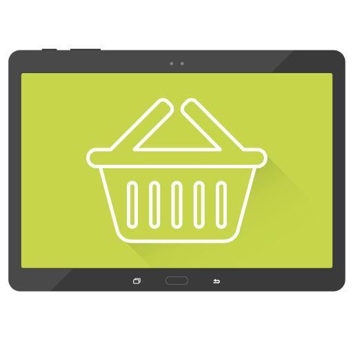 download and register tablet POS