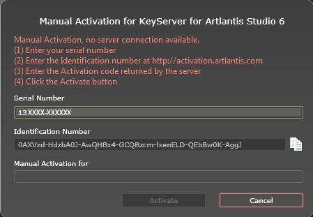artlantis 4 serial number mac