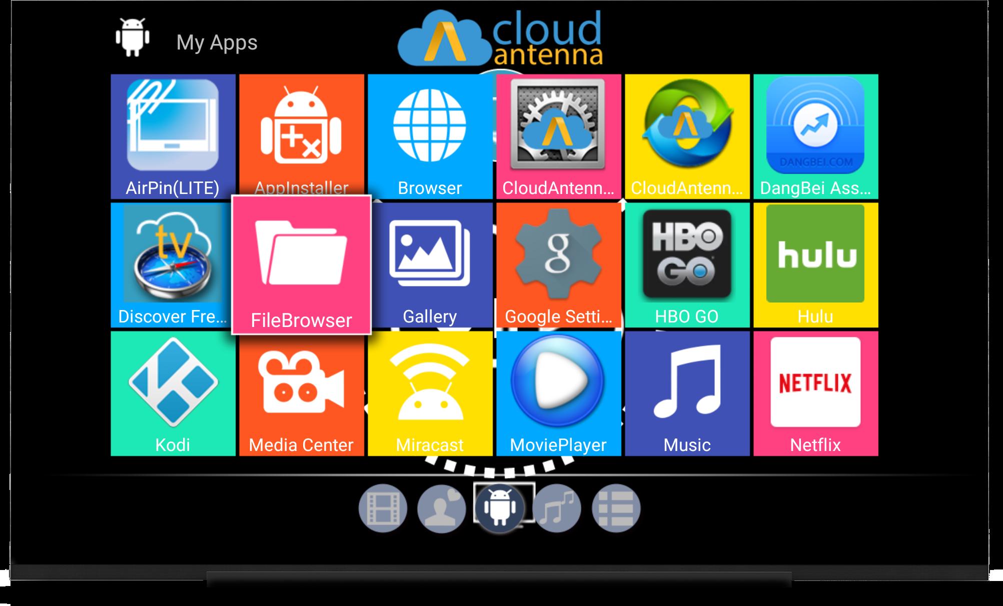 FreeAir tv Live TV (Player) application update : FreeAir tv: Watch