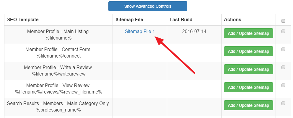 Brilliant Directories - (Bootstrap) How To Create An XML Sitemap For ...