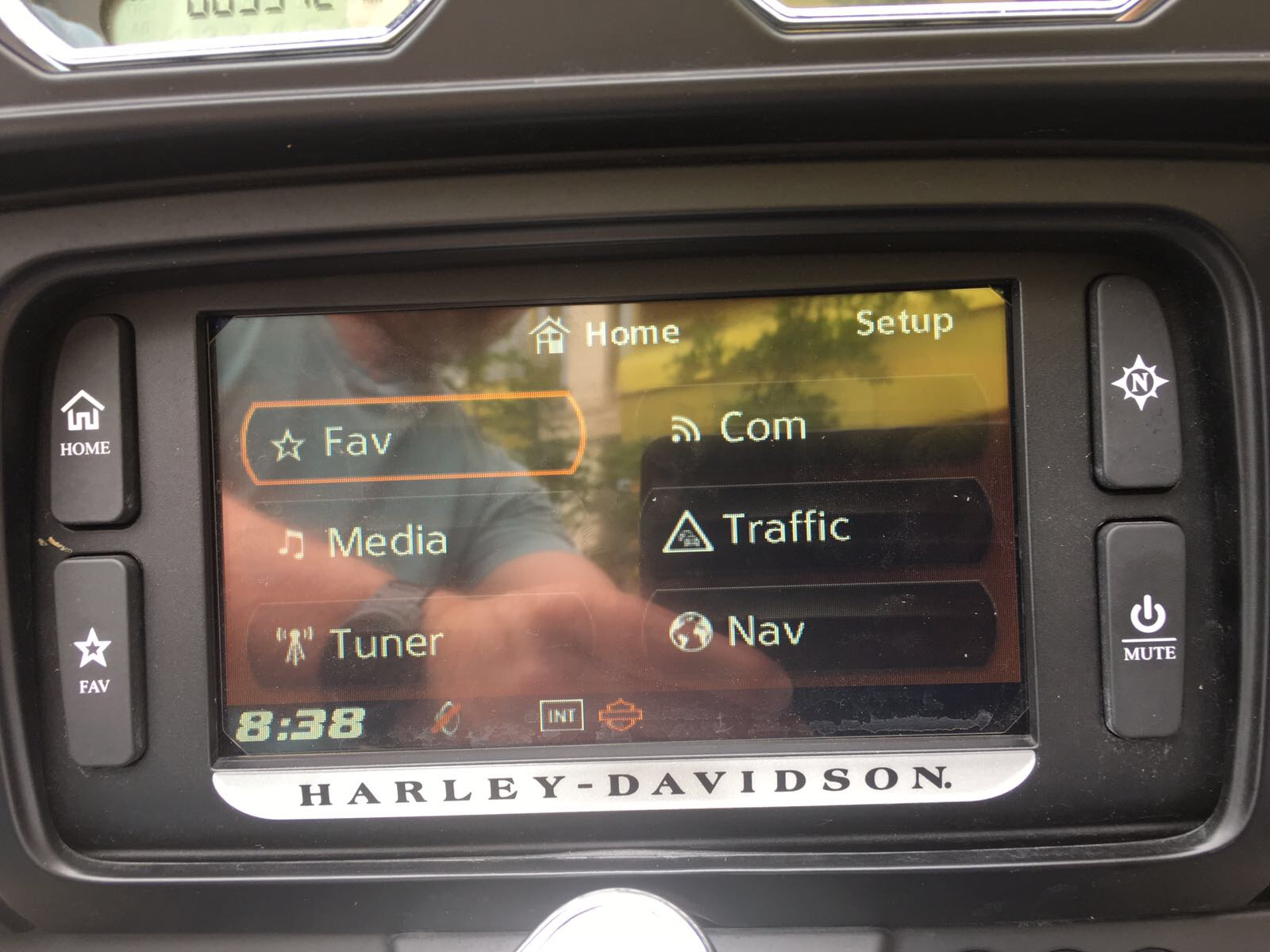 Exporting to the Harley Davidson Boom Box PRE 2019 : HELPDESK