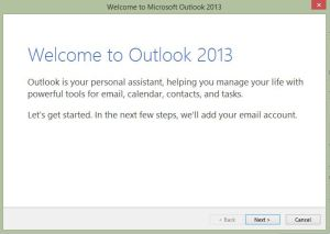 Recreating Outlook profiles after mail migration : IAM Cloud