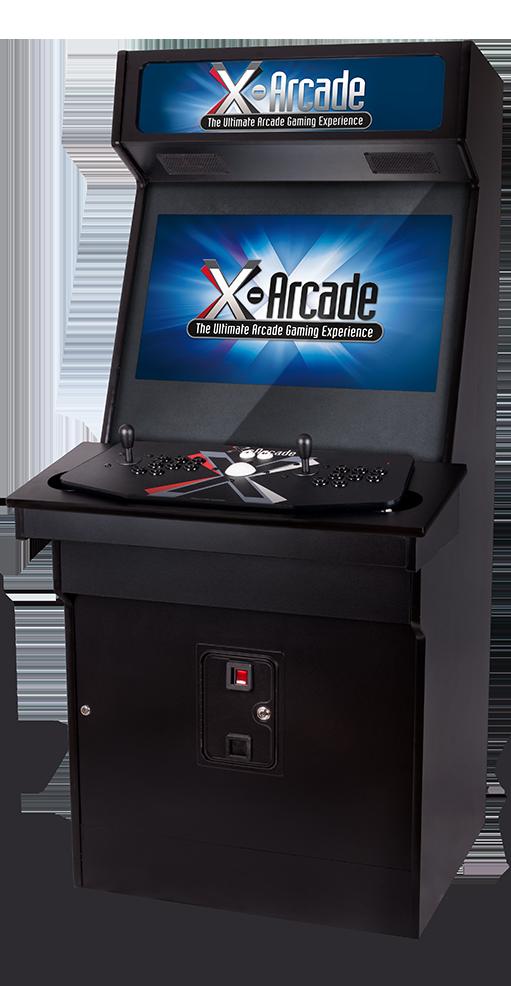 X Arcade hook up