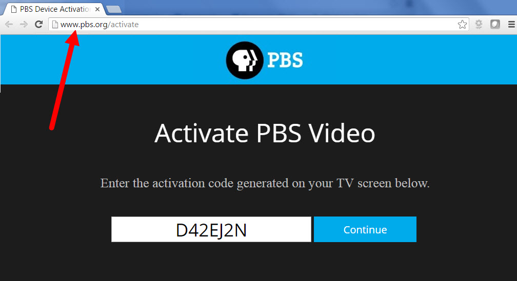 I already have the PBS app on my streaming device, why do I