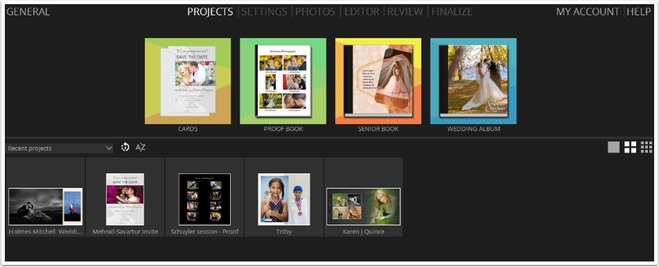 How Do I Create A Photo Album Using Auto Layout Memento Pro